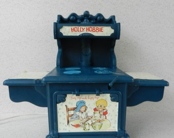 Holly Hobbie Electric Baking Oven, Stove, Easy-Bake Oven, Coleco, Old Fashioned Stove