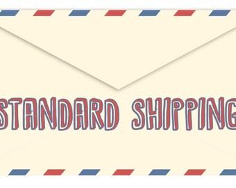 Standard Domestic Shipping