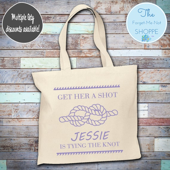 Bachelorette Party Wedding Canvas Tote Bags, Bachelorette, Wedding Favor Bags,Bridal , Married, Gifts, Favors, Bridesmaids