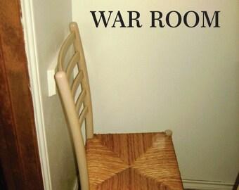 war room prayer is a powerful weapon pdf
