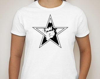 David Bowie T-Shirt - Star David Bowie T-Shirt - Labyrinth T-Shirt