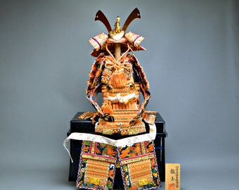 Samurai Armour Yoroi Decoration