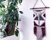 Original Tapestry Weaving loom wall decor ---- FREE DELIVERY -----