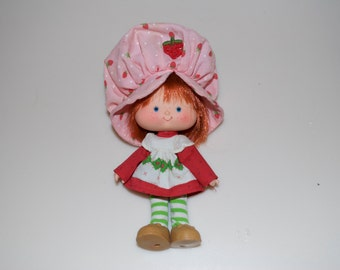 Strawberry Shortcake Vintage Doll 1979 American Greetings