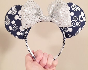 Mickey Icons Mouse Ears