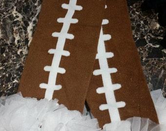 leg warmers football