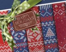 Christmas Paper Pack , Digital paper,