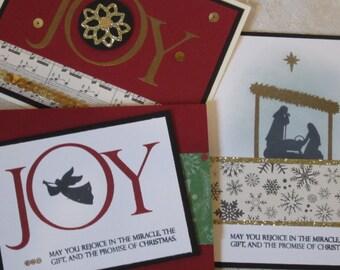 Card Class Kit ~ Joyful Nativity