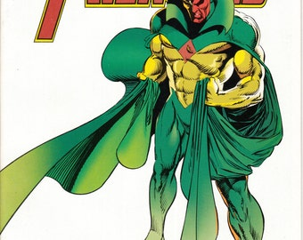 Avengers #367 October 1993 Issue - Marvel Comics - Grade NM