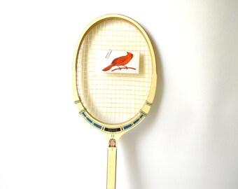 Vintage Davis Classic II Tennis Racket