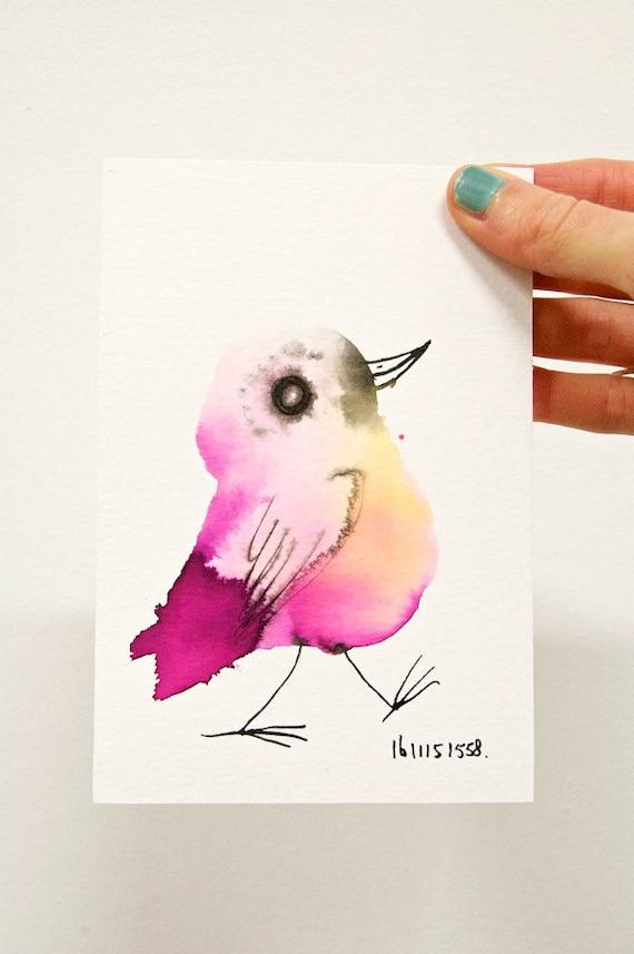 Kraamcadeau met naam meisje kinderkamer deco originele door birdaday - Deco slaapkamer baby meisje ...