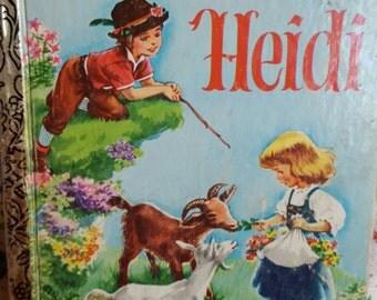Heidi - Little Golden Book