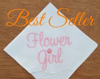 15 - Flower Girl Hankie **15th in the series**