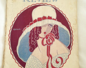 Vintage Millinery Trade Magazine 1925