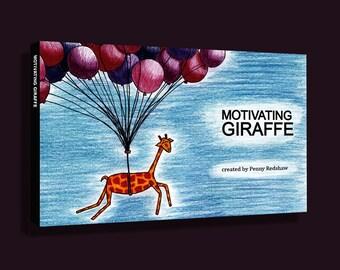 Motivating Giraffe Book - 2014 Collection