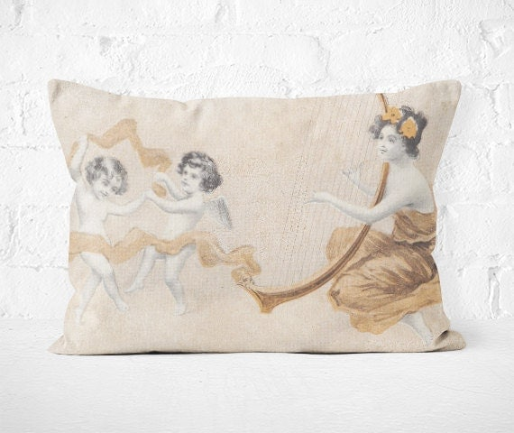 Decorative Pillow Angel Pillow Case Designer Throw By Gously