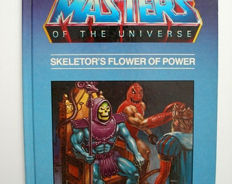 Masters of the Universe: Skeletor's Flower of Power 1985