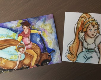 Thumbelina PRINTS