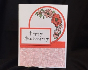 Marriage Them Card, Card for Girlfriend, Card for Husband, Anniversary Card Her, Anniversary Card Him, First Anniversary, Romantic Anniversa