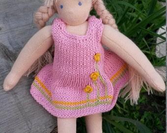 Waldorf  doll 8 inch (21 cm)