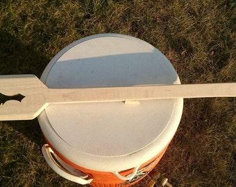 Upper Peninsula Mash Paddle for Homebrewing