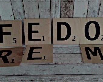 scrabble letters wall art nz 1000 ideas about letter. Black Bedroom Furniture Sets. Home Design Ideas