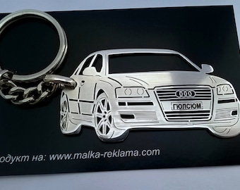 Audi keychain, Audi A3, personalised keyring, Personalized Key Chain, Custom Keychain, car keychain, boyfriend gifts, Audi 8L, birthday gift