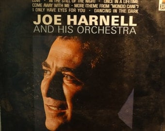 Joe Harnell And His Orchestra –Joe Harnell and His Orchestra Play 1963 ( LP, Album, Vinyl Record )