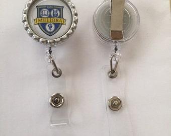 Rochester ID badge holder