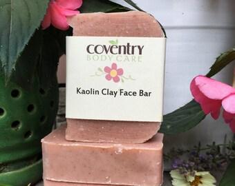 Kaolin Clay Face Bar