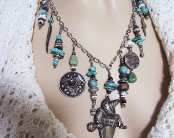 Siesta Charm Necklace