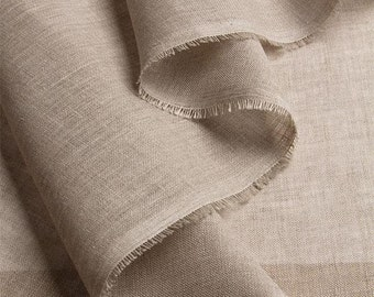 LINEN FABRIC 'CHEESECLOTH'