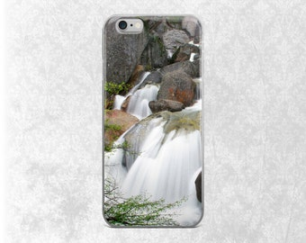 Nature iPhone Case, Waterfall Phone Case, iPhone 6 Tough Case, iPhone Tough Case, Dreamy Scenery iPhone Case, Natural Phone Case, 6S Case