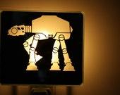 Nightlight,AT-AT Walker lamp, Star Wars lamp, Star Wars night light lamp, Star wars office