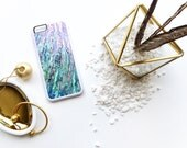 iPhone 6S Case Abalone Shell Print iPhone 6s Case Paua Shell iPhone 5s Case Teal Abalone 6s Plus iPhone Case Abalone 6 Plus iPhone Case T192