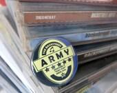 BsB Army  25mm (1 inch) boyband fan badge button
