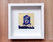 Print: Brooklyn Watertower (Framed)