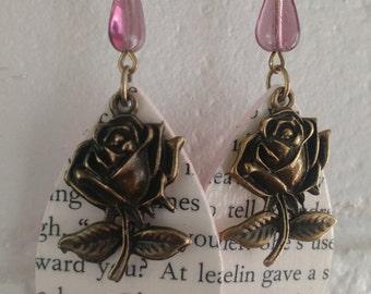 Kushiel's Chosen small rose drops