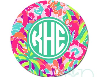 Personalized Retractable Badge Reel or Stethoscope ID Tag L33