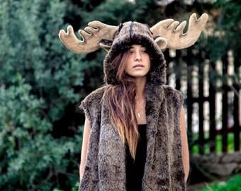 moose costume handmade