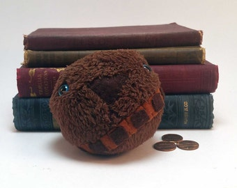 Chewbacca-ball plushie