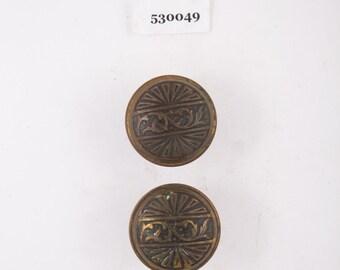Antique Bronze Decorative Doorknobs 530049
