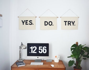 YES. - Extra Large Wall Banner (customizable!)