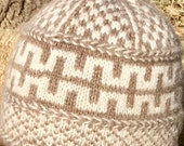 Wing And A Prayer Farm Hat Kit including our own Shetland Farm Yarn and Original Pattern by Michael Hampton