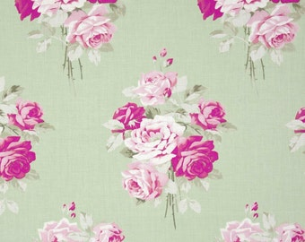 Slipper Roses Bouquet TW084 Green, by Tanya Whelan - select a length