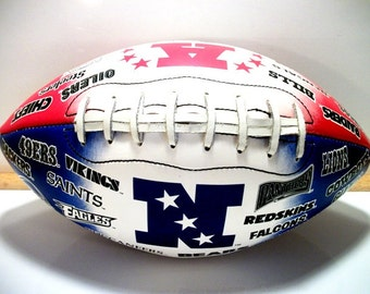 FOTOBALL NFL Football FUN Collectible Advertising Fotoballs Great Gift ideas