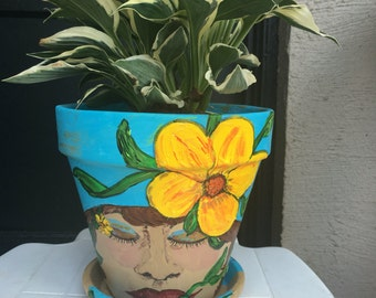 Goddes Garden Pot