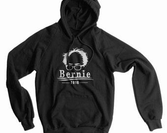 Bernie 2016 American Apparel Pullover Hoodie