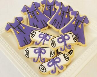 Graduation Cookies (1 Dozen)