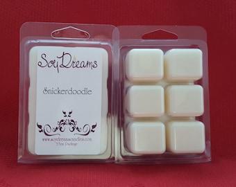 Snickerdoodle - Soy Tart Melts